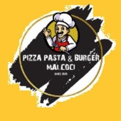 Pizza Pasta & Burger Malcoci logo