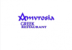 Amvrosia Greek Restaurant  logo