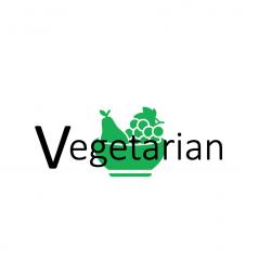 Restaurant Vegetarian  logo