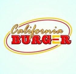 California Burger logo