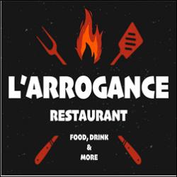 L'Arrogance logo