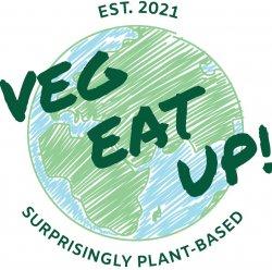 VegEatUp!  logo