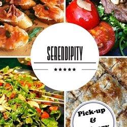 Serendipity Bistro logo