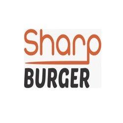 Sharp Burger  logo