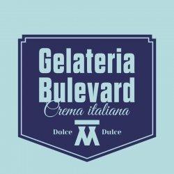 Gelateria Bulevard M logo