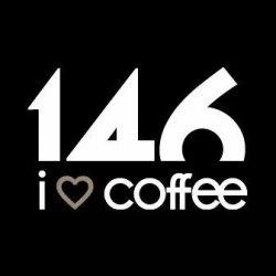 146 I Love Coffee logo