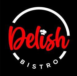 Delish Bistro logo