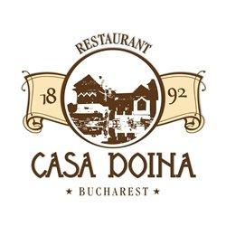 Restaurant Casa Doina logo