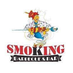 Smoking Barbeque&Bar logo