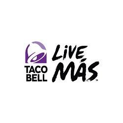 Taco Bell Palas Mall logo