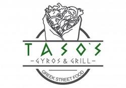 Tasos Gyros & Grill logo