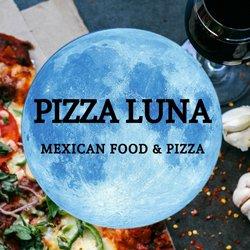 Pizza Luna Delivery logo