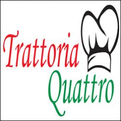 Trattoria Quattro logo
