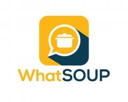 WhatSOUP logo