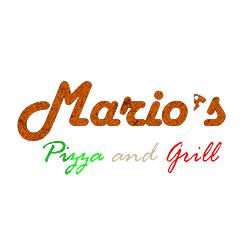 Mario`s Pizza&Grill  logo