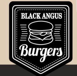 Black Angus Burgers logo