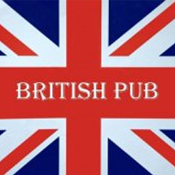 British Pub logo