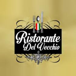 Pizzeria Restaurant delVecchio logo