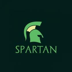 Spartan Egros Shopping logo