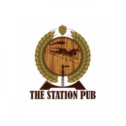The Station Pub Pizza logo