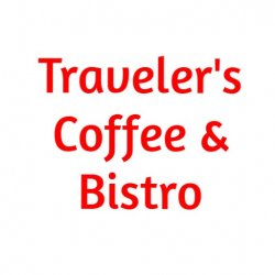 Traveler`s Coffee&Bistro logo