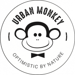 Urban Monkey - Universitate logo