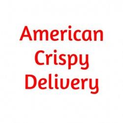American Crispy Delivery logo