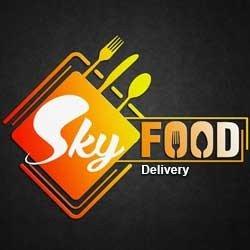 Sky Food logo