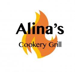 Alina`s Cookery Grill  logo