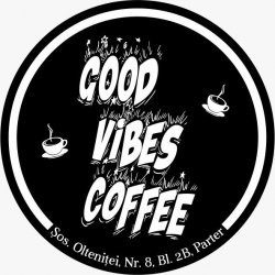Good Vibes Coffee  logo