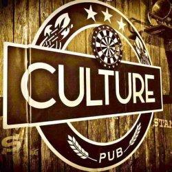 Culture Pub logo