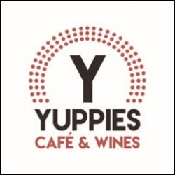 Yuppies Cafe&Wines logo
