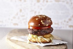 Cowboy Burger  image