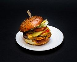 Burger Fresh Clasic  image