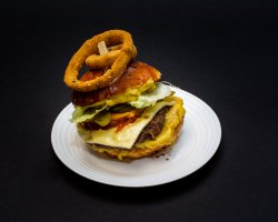 Burger Fresh Cheezy image