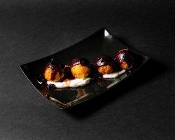 Papanași/Sweet cheese dumplings image