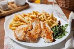 Petto di pollo alla griglia image