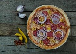Pizza Diavola Medie