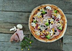 Pizza Amsterdam mare
