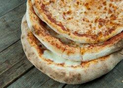 Crează-ți propria pizza mare