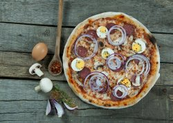 Pizza Picantina Medie