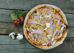 Pizza Provinciale Medie