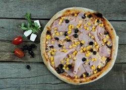 Pizza Quattro Stagioni mare