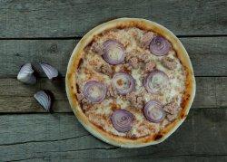 Pizza Tonno e Cipola mare