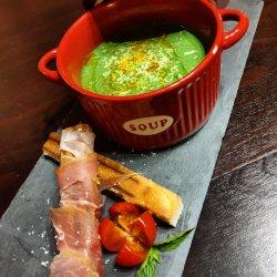 Supă cremă de spanac