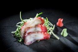 Sashimi caracatița