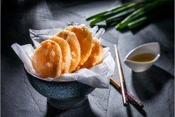 Tempura cartofi dulci