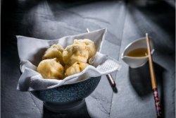 Ciuperci tempura