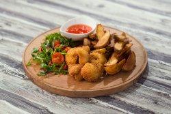 Crusty shrimps image