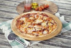 Pizza Pollo e Pesto